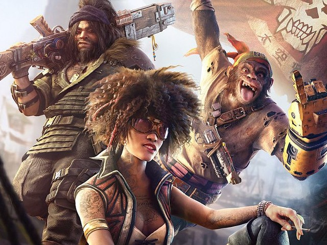 Beyond Good and Evil 2 in-engine E3 demo provides an impressive look at the game's scale