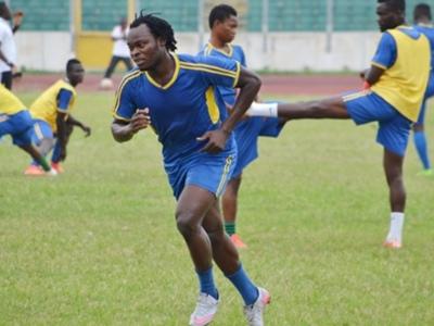 Yahaya Mohammed reveals Victorien Adebayor inspiration behind Sunday double