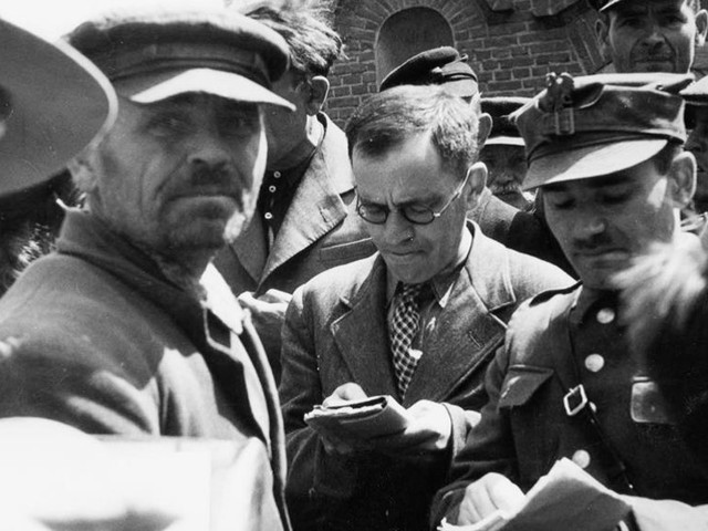 The Holocaust Survivor Who Deciphered Nazi Doublespeak