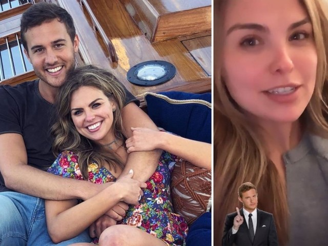 Hannah Brown confirms she's SINGLE and is definitely not pregnant amid Bachelor Peter Weber romance rumors
