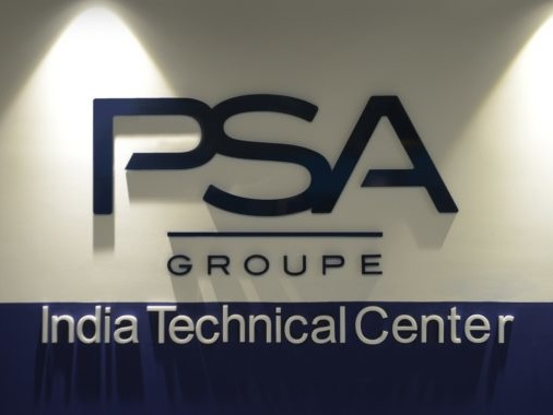 Groupe PSA Opens Technical Centre In India