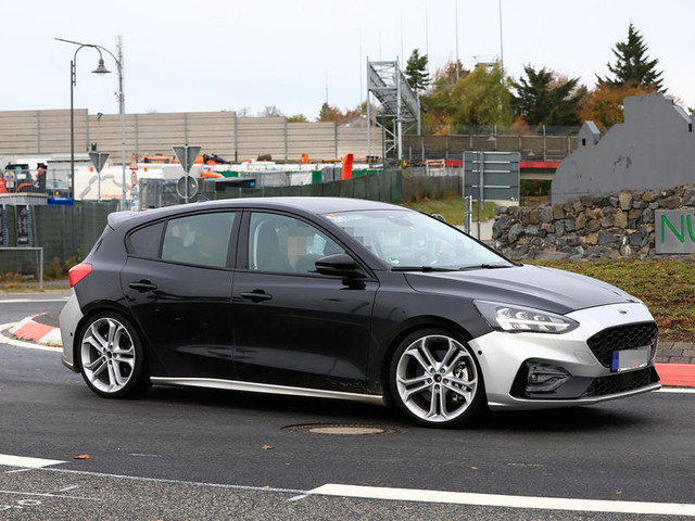 New Ford Focus ST primed for early 2019 reveal