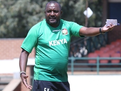 Harambee Stars: Francis Kimanzi named coach to replace Sebastien Migne