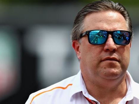 F1 in very fragile state, says McLaren boss