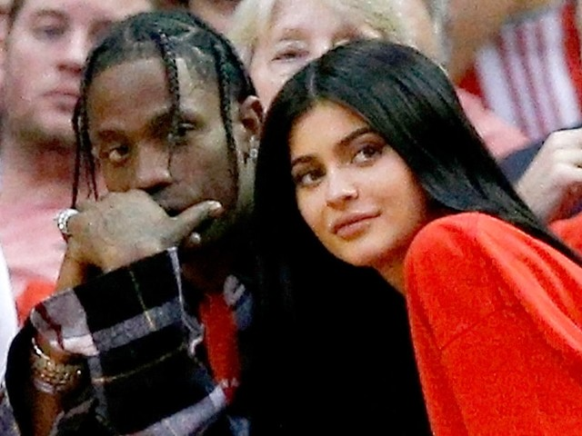 Kylie Jenner and Travis Scott Enjoy 'Cuddly' Double Date With Kendall and Blake Griffin