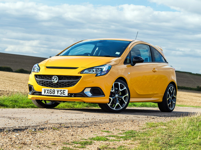 Vauxhall considers hot electric Corsa VXR to rival next 208 GTi