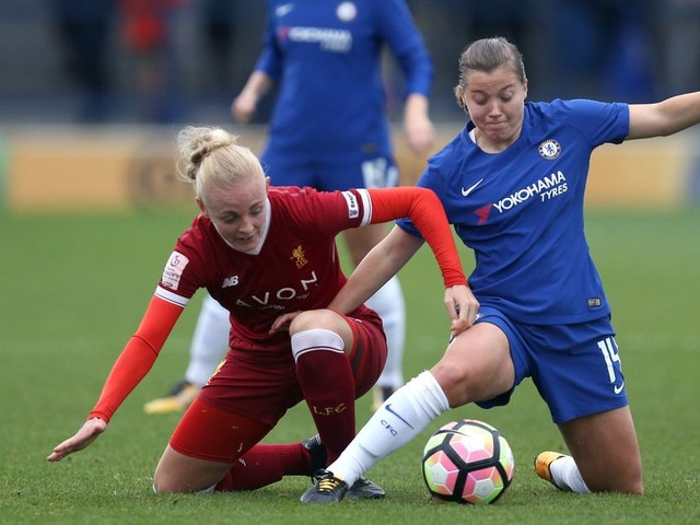 Chelsea LFC draw favorable quarterfinal opponents in both Champions League and WSL Cup