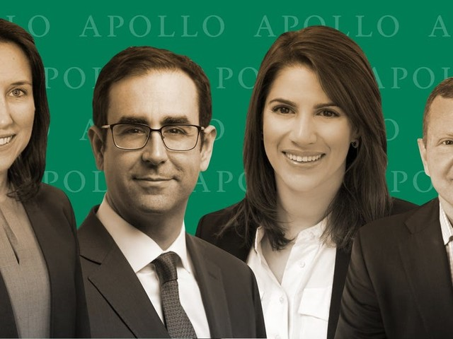 POWER PLAYERS: 13 Apollo execs, rising stars, and new hires who are propelling the firm's massive push into credit investments