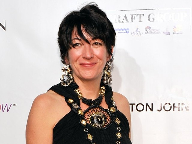 Ghislaine Maxwell is 'secretly married but refuses to identify her husband'