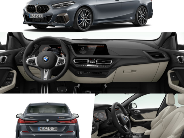 Configurator for the new BMW 2 Series Gran Coupe now available online