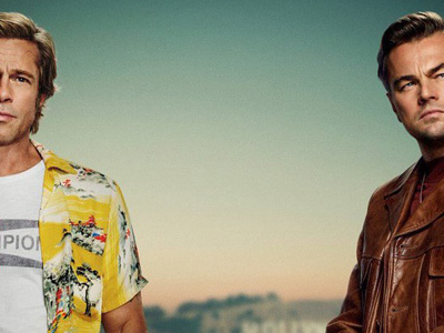 First Poster for 'Once Upon a Time in Hollywood' Teases Tarantino's 9th Film
