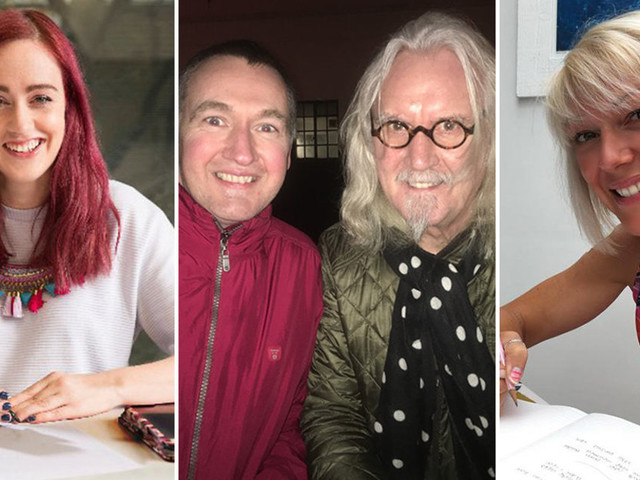 What Billy Connolly Means To Me, By 7 People With Parkinson's Disease