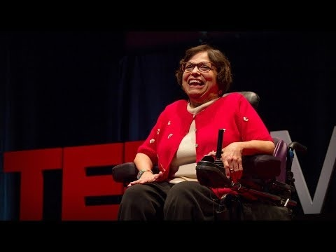Fighting for Disability Rights - Judith Heumann's Talk on Disability Highlights What Needs to Change (TrendHunter.com)