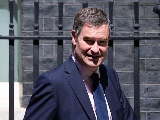 Justice Secretary David Gauke considering plans to give female prisoners mobile phones