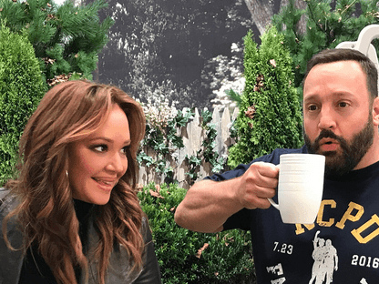 Kevin Can Wait Hopes You'll Forget About That Whole 'Killed Off the Lead Actress' Situation With Cute Photo of Kevin James and Leah Remini