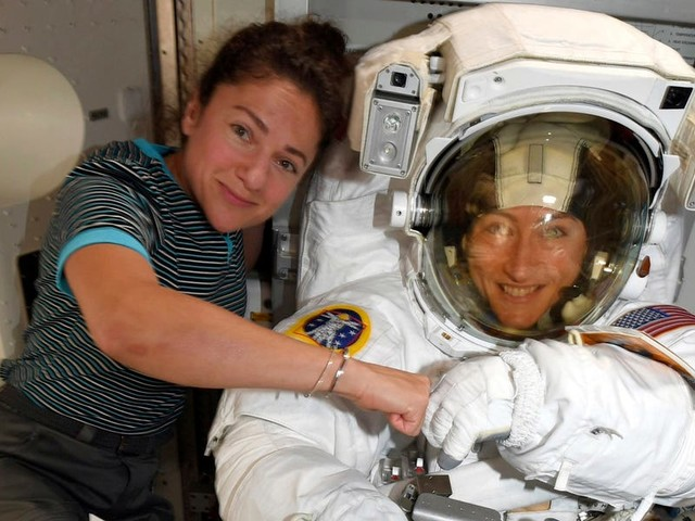 NASA's first all-female spacewalk is finally happening on Thursday or Friday — here's how to watch it live