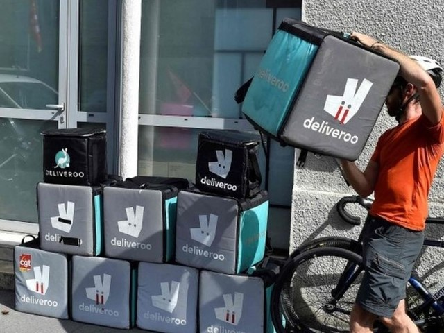 Deliveroo accounts reveal huge losses