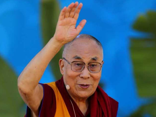Dalai Lama Arrives In Maiden Visit To Manipur For Peace Conference