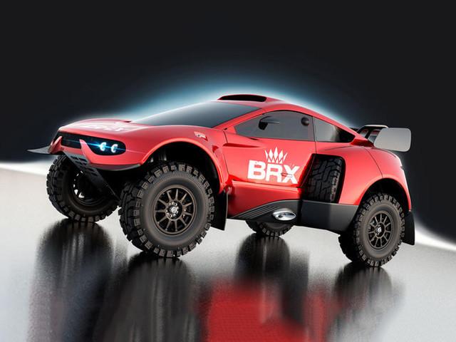 Upgraded Prodrive Hunter T1+ ready to race in 2022 Dakar Rally