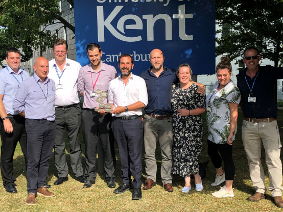 Success at TUCO Awards for Kent Hospitality
