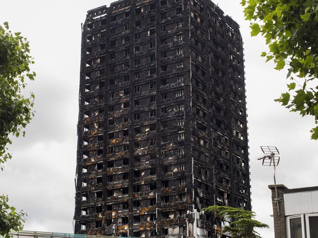 Grenfell Tower's Tenant Management Organisation Stripped Of Its Responsibility, Theresa May Announces