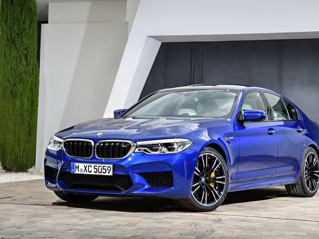 BMW M5 2018: Everything you need to know