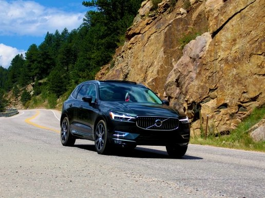 2018 Volvo XC60 T6 and T8 First Drive – Premium Performance