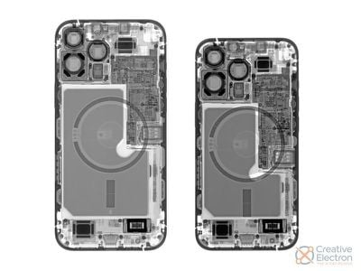 iFixit's Full iPhone 13 Pro Teardown Shows Merged Face ID Components and Highlights Display Replacement Issues