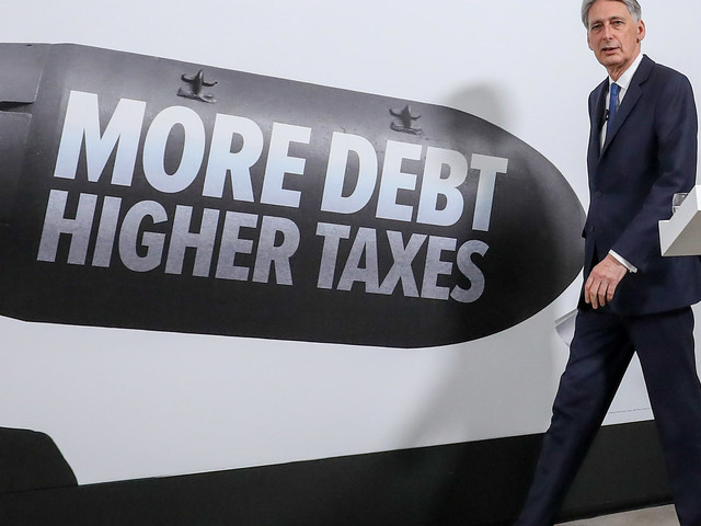 Tories Refuse To Reveal Their Tax Plans As They Attack Jeremy Corbyn's 'Bombshell'