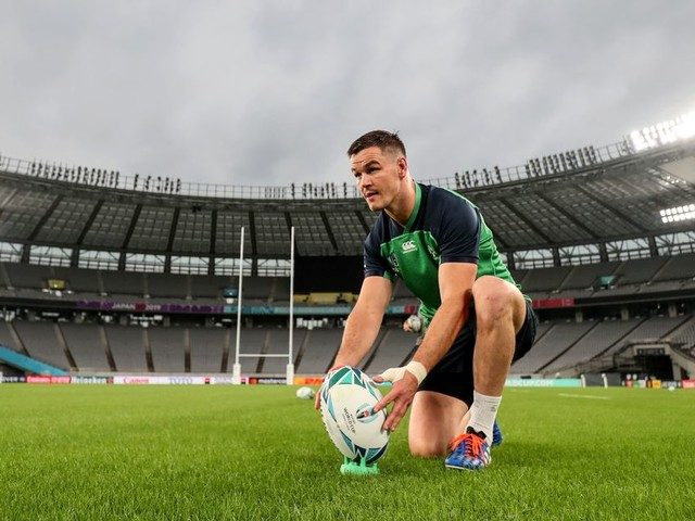Johnny Sexton insists Ireland won't be weighed down by history against All Blacks