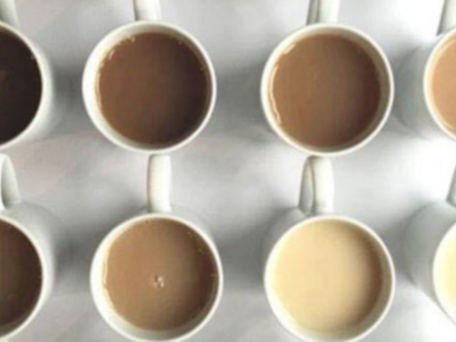 Pantone Tea Chart Unites Nation On What Does (And Doesn't) Make A Good Cuppa