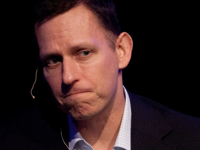 Donald Trump's closest Silicon Valley ally, Peter Thiel, is reportedly abandoning the president's re-election campaign