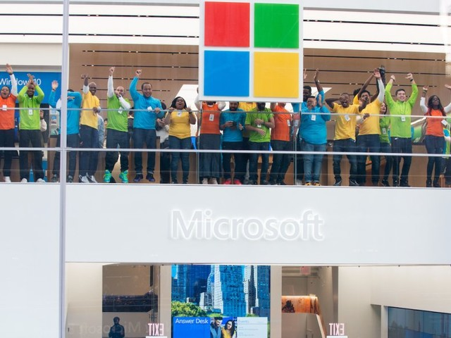 Microsoft will reportedly open a new flagship retail store in the centre of London (MSFT)