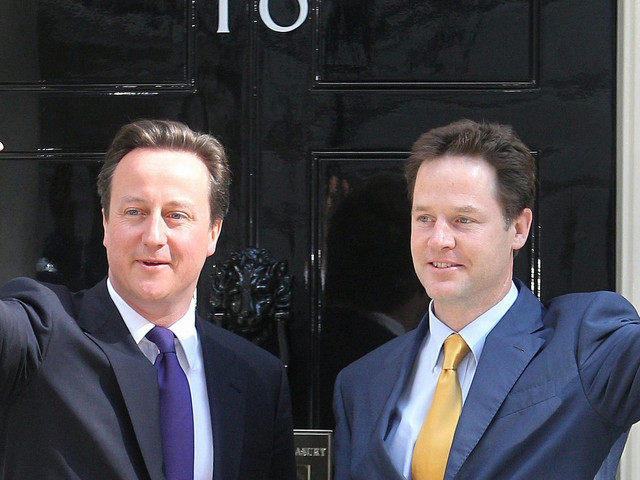 Nick Clegg Accuses Labour Of 'Demonising Austerity'