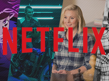 What we're watching on Netflix this weekend