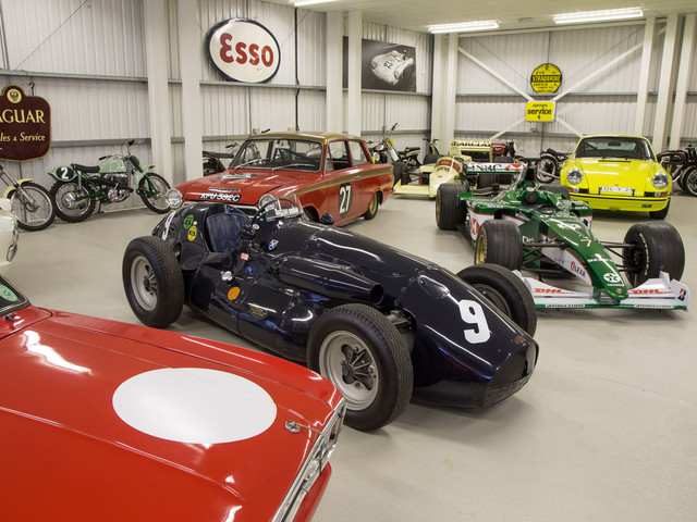 Inside the world's greatest classic car business: JD Classics