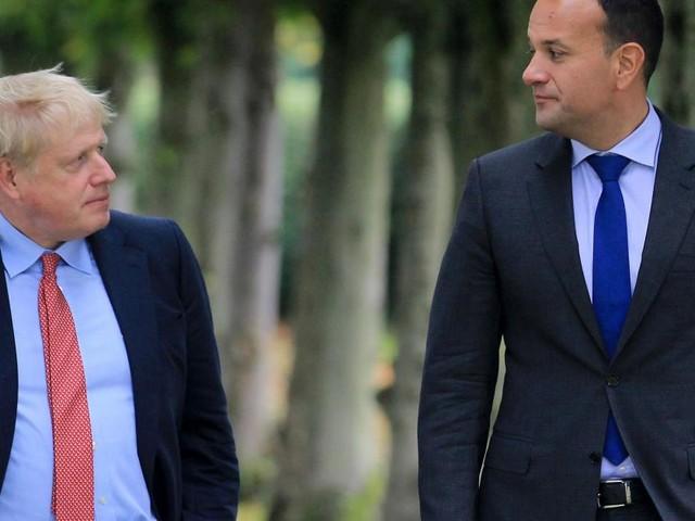 Britain's Johnson plays down Brexit breakthrough hopes
