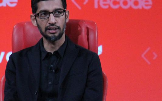 "Google CEO: ""I don't regret"" firing James Damore"