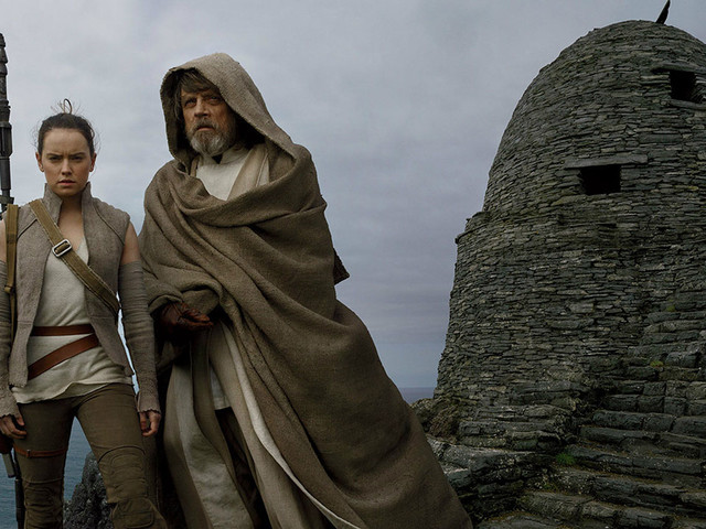 The Last Jedi Is the New Standard for Star Wars