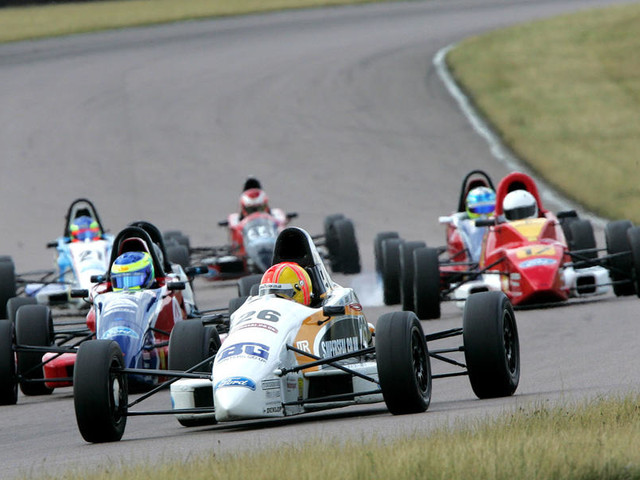 Getting amateur racing back on track with motorsport's new boss