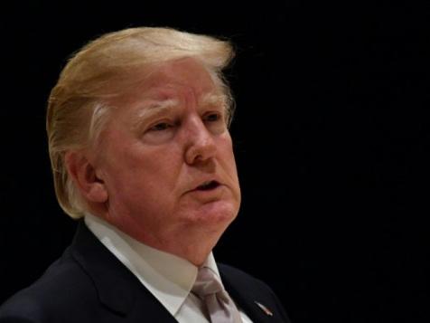 Trump says Russia undermining N.Korea sanctions