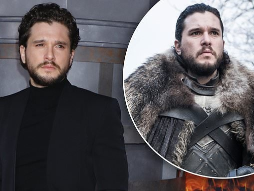 Kit Harington set 'to join the Marvel Cinematic Universe' as the actor moves on from Game Of Thrones