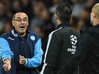 Guardiola may be the No.1 coach in the world, but genius Sarri is next best thing
