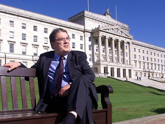 How hero John Hume brought hope to Northern Ireland - and healing