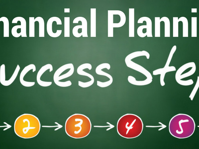 Financial planning – 6 steps to a successful plan