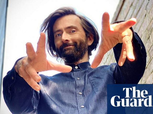 'We're not squeamish!': David Tennant on privacy, parenting and playing himself
