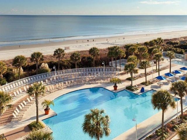 The best hotels in Myrtle Beach