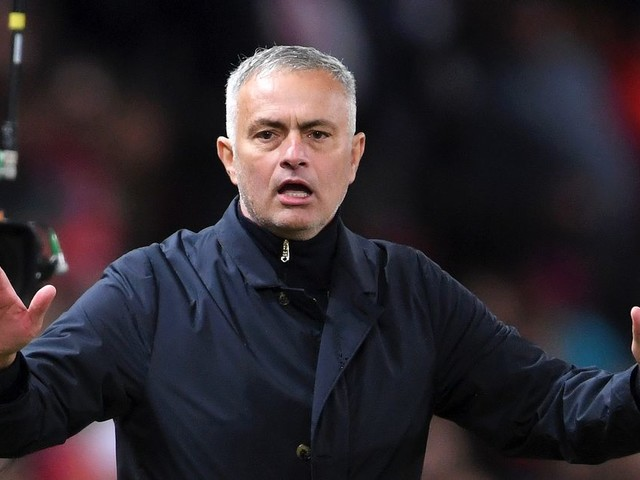 Why Jose Mourinho's disciplinary record is bad news for Manchester United