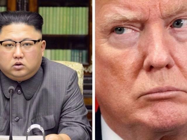 Kim Jong Un calls Trump a 'mentally deranged dotard' who will pay for threat