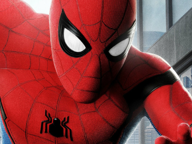Spider-Man Makes a Grand Entrance At Homecoming Red Carpet Premiere